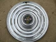 15 Inch Wheel Cover Used Pmd Pontiac Motor Division