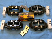 Corvette Front And Rear Brake Calipers, 65-82 Restored To Ncrs/original/show