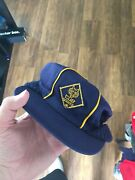 Vintage 1970s Cub Scouts Of America Fitted Size Medium Scout Hat