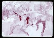 2013 Topps Mars Attacks Invasion Printing Plate 29 - Death And Taxes