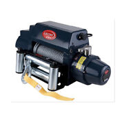 Vi Universal Tds-9.5i 9500lb Pound Electric Recovery Winch 12v 5.0hp Steel Cable