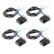 4x 703-82563-02-00 703-82563-01-00 Trim And Tilt Switch A For Yamaha Outboard