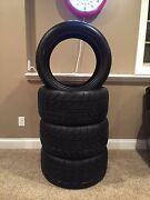 4 Nos 2000 Svt Ford Cobra R Mustang Bfg G-force T/a Kd Tires Extremely Rare