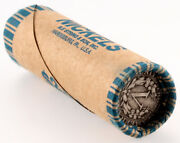 Crimped And Sealed Liberty V And Buffalo Nickel Roll 2 Old Antique And Vintage Coins