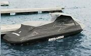 Sea Doo Rxt Is Cover 2009 Gray And Black W/ Dl New Oem