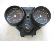 Used Kawasaki74and039-75 H1 500 Triple Gauges Speedometer/tachometer Ignition Switch