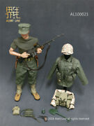 1/6 Alert Line Al100021 Browning Automatic Rifle Bar Soldier Costome Set No Body