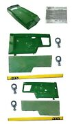 Hood/panel/sticker/screen/clip Am128986 Am128983 Am128982fitsjohn Deere425 Up Sn