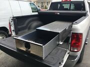N95 One Drawer Bed Truck Tool Box 95 Long X 24 Wide X 10 15/16 Tall