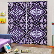Ttraditional Knot Of Mind 3d Curtain Blockout Photo Print Curtains Drape Fabric