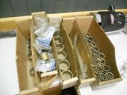 Aircraft Brass Bushings And Seats. See List
