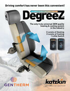 Katzkin Degreez Car Heated And Cooled Seats Heating Cooling Auto Leather 1 Seat