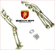 Bp Stainless Exhaust Manifold Fit 1995 To 2001 Bmw E38 740il 4.4l V8
