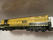 Chicago And North Western Rail Road Engine Sharp Unused And Clean O-scale