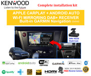 Kenwood Dnx9190dabs For Subaru Liberty-outback 2004-2008 Complete Stereo Upgrade