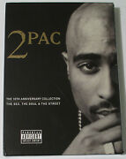 2pac - The 10th Anniversary Collection 3xcd The Sex And The Street Tupac