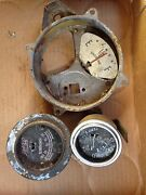 Antique Assorted Gauge Parts Rat Rod Chevy Ford 1913 1928 14 1916 1929 1936 1950