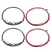 4x Universal 16ft Shift Control Cable For Yamaha Boat Throttle Control Lever