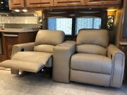 Used Villa Rv Theatre Seats From A 2018 Tiffin Motorhome. The Width Is 80 Inches