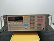 Keithley 7002 Switch System W/5 Cards 1-70641-7057a And 3-7066 Multiplexer