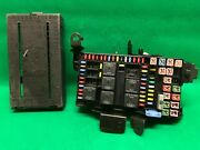 03 Ford Excursion Interior Fuse Box Relay Dash Fusebox And Plugs 3c7t-14a067-dc