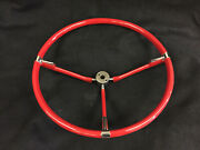 New Recast 1956 Cadillac Steering Wheel
