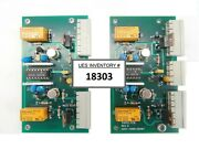 Plasma-therm 4480159501 Thntd Pcb Board Pcb Reseller Lot Of 2 Clusterlock 7000