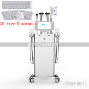 5in1 Cavitation 40k Rf Vacuum Cooling System Body Slimming Weight Loss Machine
