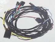 1965 Mustangs Headlight To Firewall Wiring Harness C5zz14290 Like Ford Made