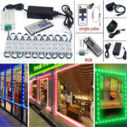 Super Bright Ip65 Waterproof 5050 Smd White/red Led Module Light Lamp Dc 12v Usa