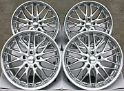 19 Alloy Wheels Cruize 190 Sp Fit For Saab 9-3 9-5 93 95 9-3x 900