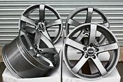 Alloy Wheels 20 Cruize Blade Gm Fit For Audi A4 S4 Rs4 A5 S5 Rs5
