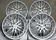 Alloy Wheels 18 18 Inch Alloys Cruize 190 Sp Staggered Clear Brembo Brakes