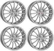 16 Alloy Wheels Calibre Rapide S Fit For Nissan Micra Cube Note Sunny
