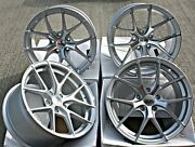 Alloy Wheels 18 18 Inch Alloys Cruize Gto Sp Silver Polished Clear Brembo Brake