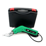 110v 100w Heavy Duty Electric Hand Held Hot Heating Knife Tool With Cutting Foot