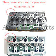 D850 D950 Used Complete Cylinder Head For Kubota Front Mower F2000 F2100 F2100e
