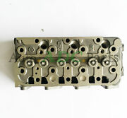 D1305 Complete Cylinder Head Loaded For Kubota B2710hsd F3060 F3060-r Tractor