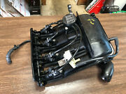 2010 Mercury F 60 Hp Efi 4 Stroke Outboard Intake And Injectors Freshwater Mn