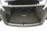 Cargo Liner Tray Trunk Leather Mat Fully Tailored Fit Audi A3 4d Sedan 2013-2019