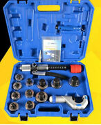 Tube Expanding Tool Copper Tube Pipe Expander Tool Kit Ct-300al New Y