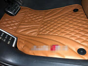 Bespoke Leather Car Floor Mats Fully Tailored Fit Audi A4 B8 Rs4 S4 2008-2015