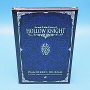 Hollow Knight Wandererand039s Journal Strategy Guide Lore Art Book Switch Official