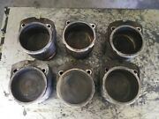 Porsche 930 Turbo Piston And Cylinders 3.3l 97p12 - 97zn1w2 6