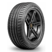 Continental Contisportcontact 2 275/40r18xl 103w Quantity Of 4