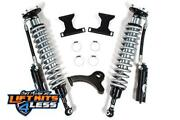 Bds 88306124 Frt Fox 2.5 Rr Coilover Shock Abs Pair Fits 4.5 Lift 07-20 Tundra