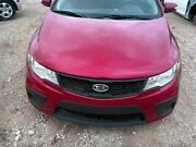 Front Clip Coupe Ex Without Fog Lamps Fits 10-13 Forte 294708