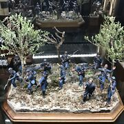 54mm 1/32nd Scale Shenandoah Miniatures Assembled And Painted