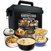1-week Emergency Food Supply Ammo Can Andndash 42 Servings - By Ready Hour