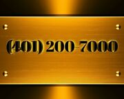 401 Area Easy Phone Number 401-x00-y000 Ri Best Business Choice Pretty Unique